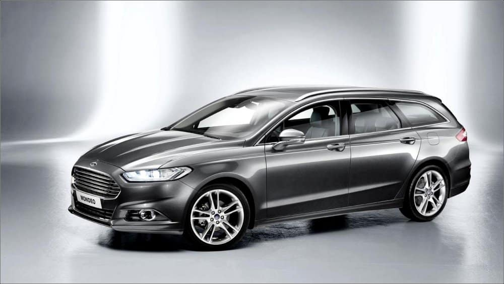 Ford Mondeo Station Wagon